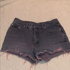 NY Jean Shorts